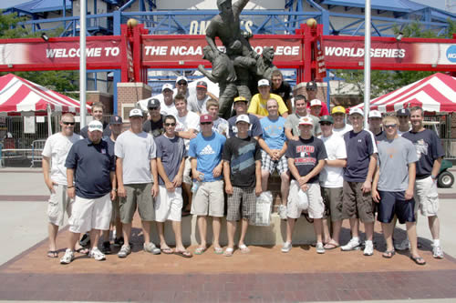 Reno Knights go to Omaha for the College World Series